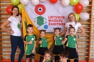 Lietuvos mažųjų žaidynės 2019