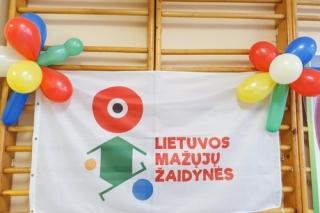 LTMŽ I-asis etapas